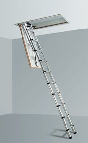 Telescopic Loft Ladder Cornwall